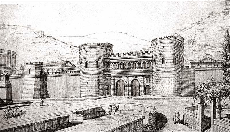 Imagini pentru porte auguste nimes