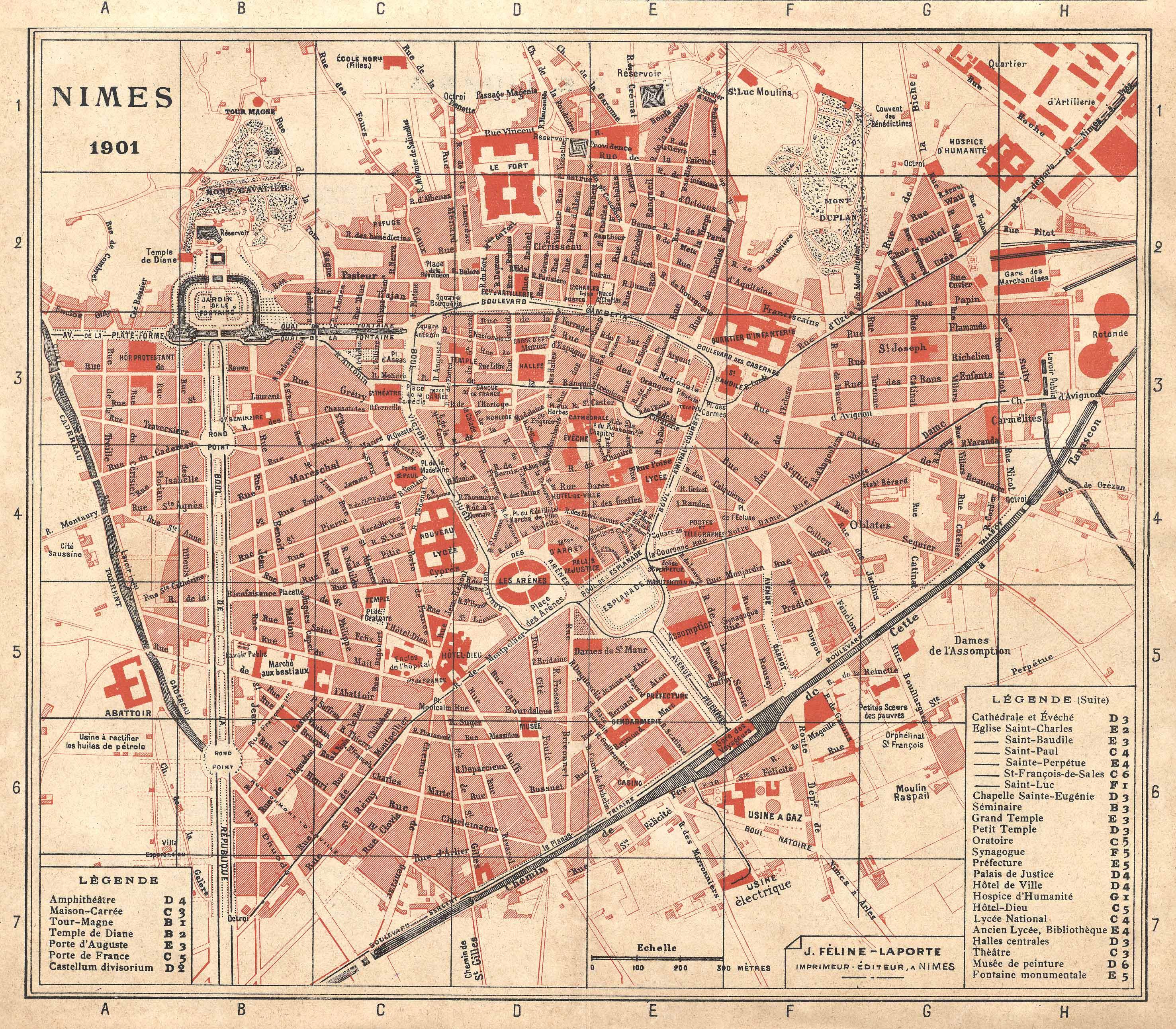 plan c Nîmes