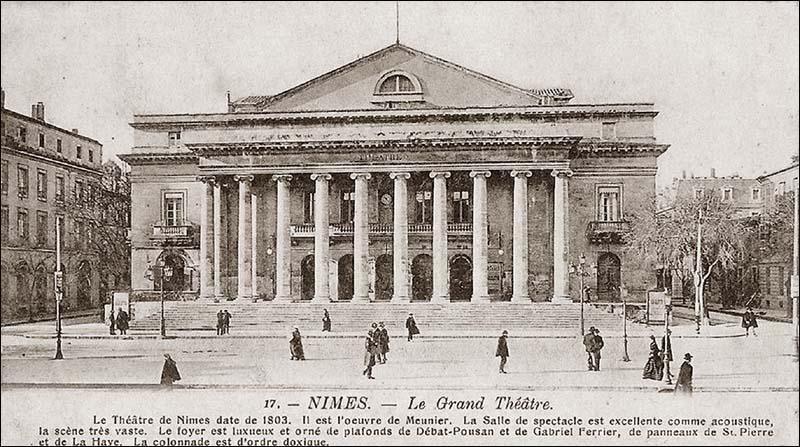 salle theatre nimes