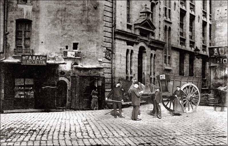 Nimes a la belle epoque de 1900 a 1914 for Femme au foyer 1900
