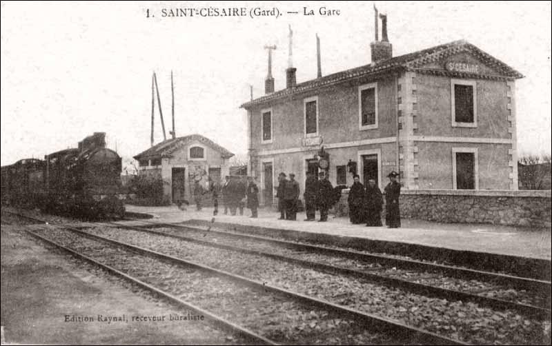 Gare_StCesaire dans SOUVENIRS LE COIN D ANTAN