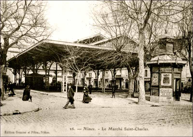 Nimes A La Belle Epoque De 1900 A 1914
